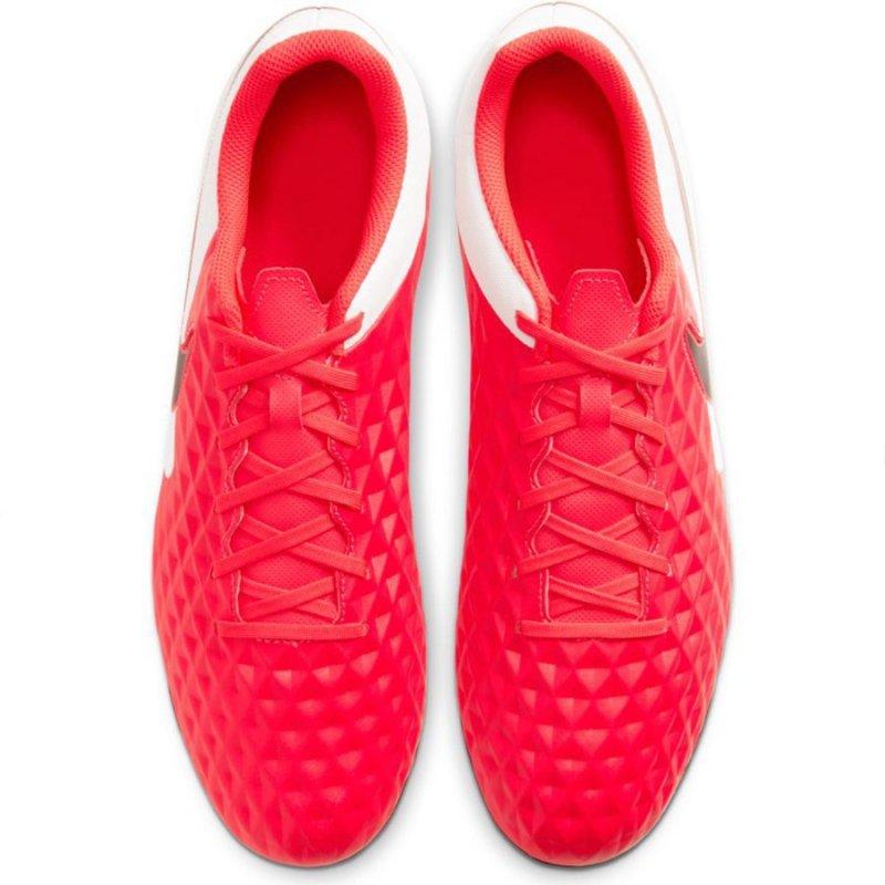 Buty Nike Tiempo Legend 8 Club FG/MG AT6107 606 czerwony 42