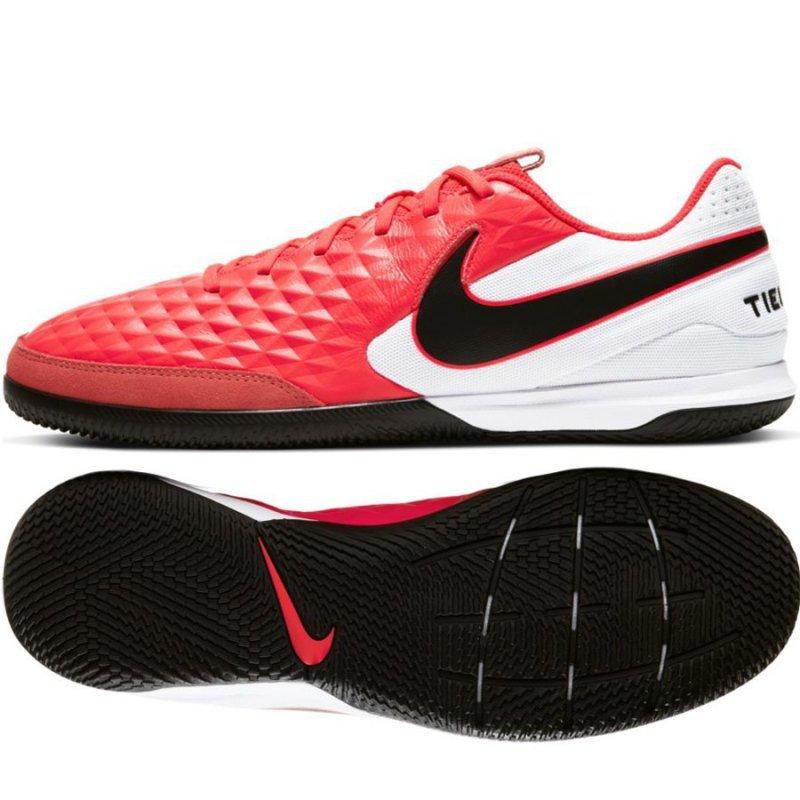 Buty Nike Tiempo Legend 8 Academy IC AT6099 606 czerwony 45