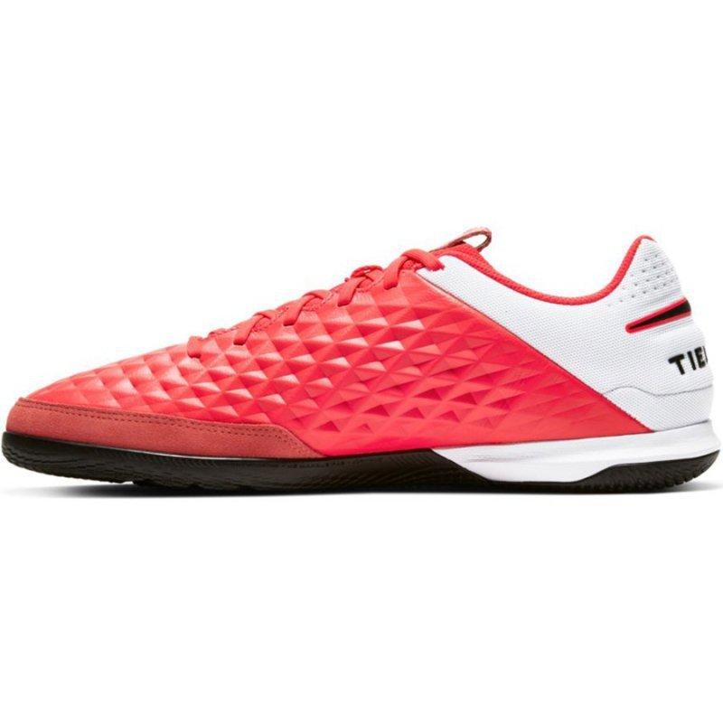 Buty Nike Tiempo Legend 8 Academy IC AT6099 606 czerwony 47