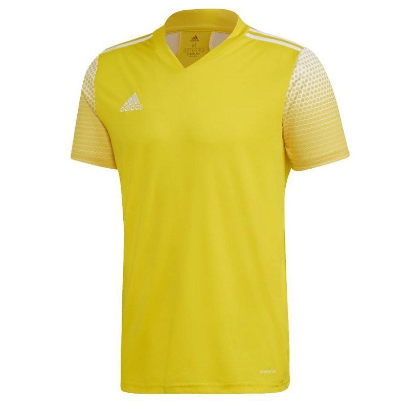 Koszulka adidas Regista 20 JSY FI4556 żółty L