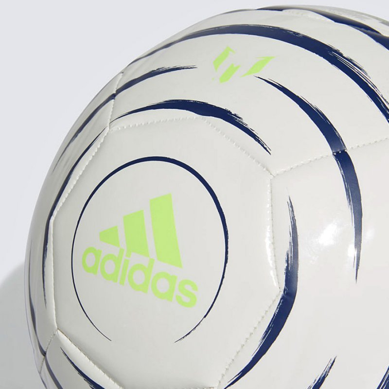 Piłka adidas messi Club FL7026 granatowy 4
