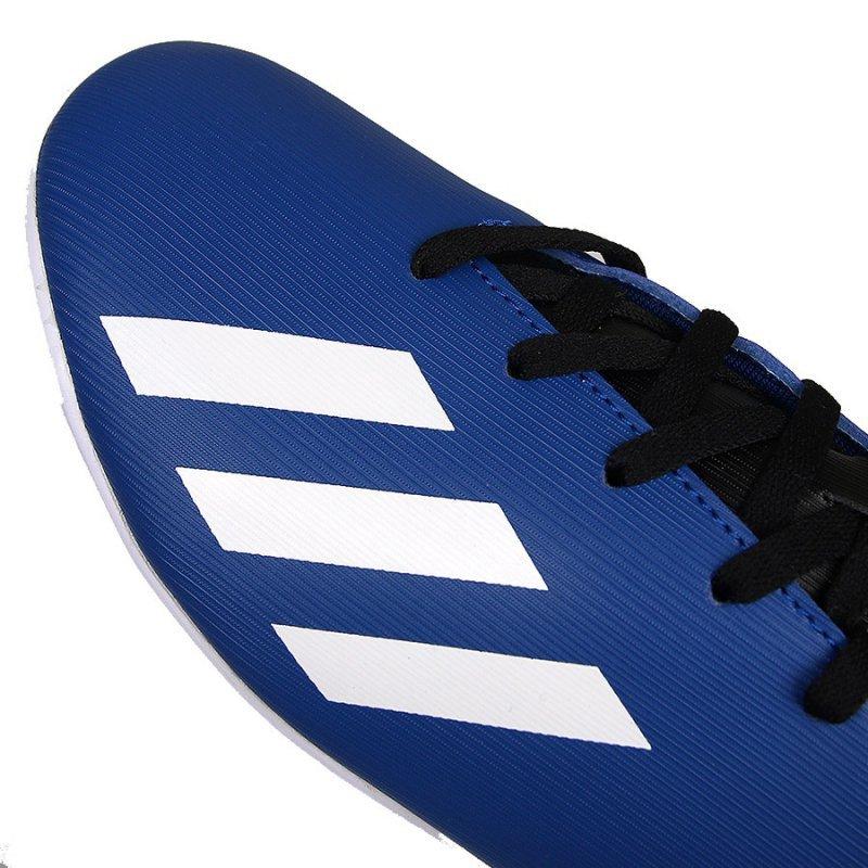 Buty adidas X 19.4 IN J EF1623 niebieski 36 2/3