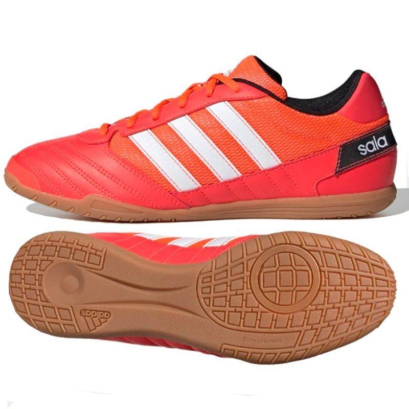 Buty adidas Super Sala FV2561 czerwony 44