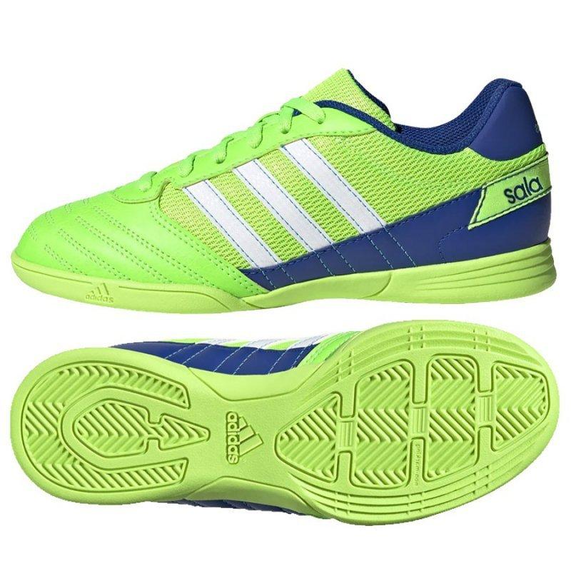 Buty adidas Super Sala J FV2640 zielony 38 2/3