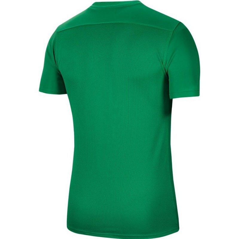 Koszulka Nike Park VII Boys BV6741 302 zielony XS (122-128cm)