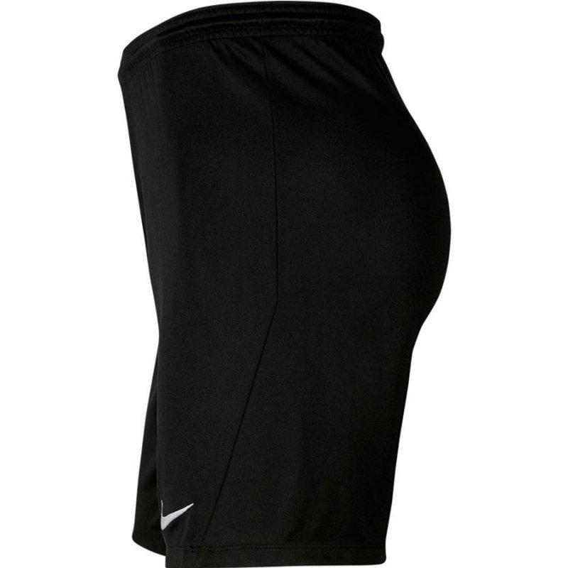 Spodenki Nike Y Park III Boys BV6865 010 czarny L (147-158cm)