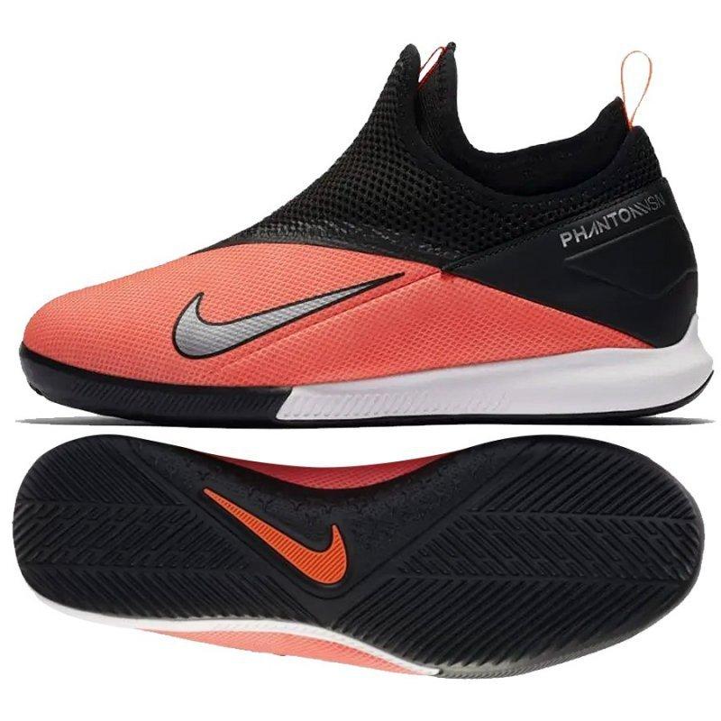 Buty Nike JR Phantom VSN 2 Academy DF IC CD4071 606 czerwony 36