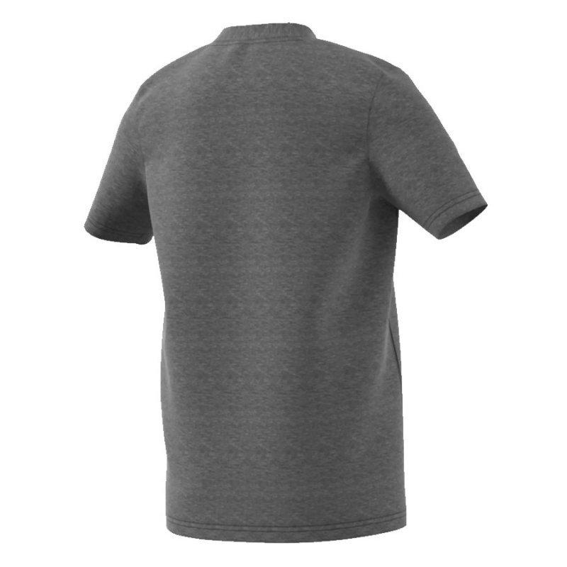 Koszulka adidas Core 18 Tee Y FS3250 szary 152 cm