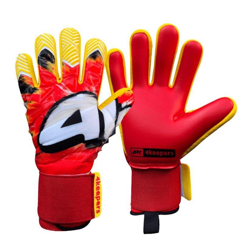 Rękawice 4keepers Evo Rojo NC czerwony 5