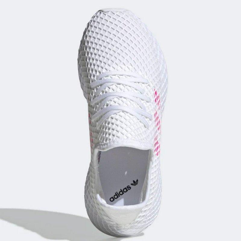 Buty adidas Originals Deerupt Runner Girls EE6608 biały 40