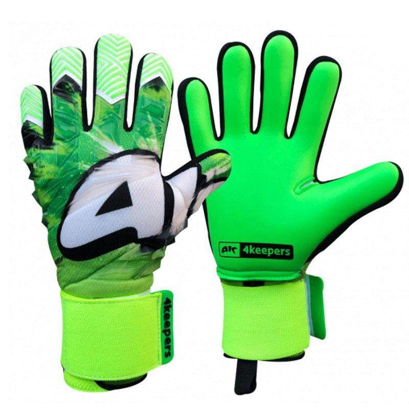 Rękawice 4keepers Evo Verde NC zielony 10,5