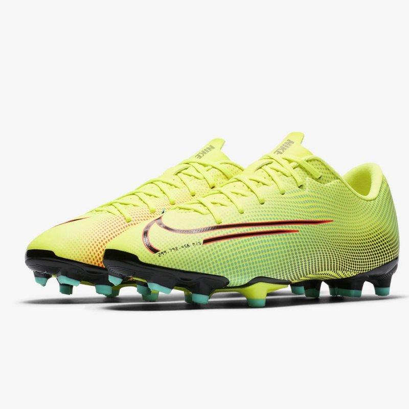 Buty Nike JR Mercurial Vapor 13 Academy MDS FG/MG CJ0980 703 żółty 35 1/2