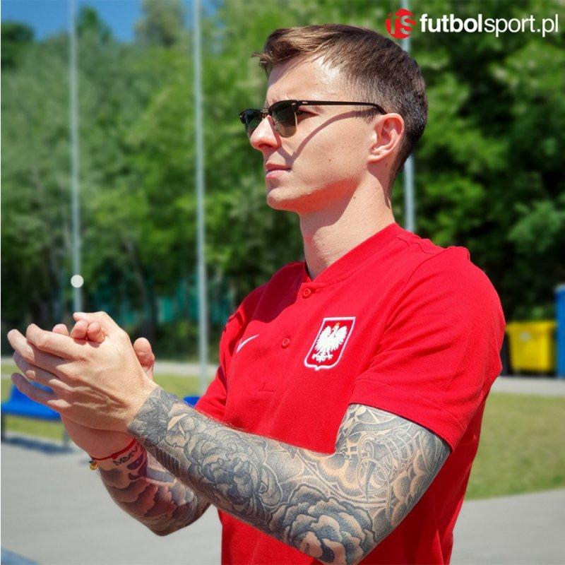 Koszulka Nike Poland Grand Slam CK9205 688 czerwony S