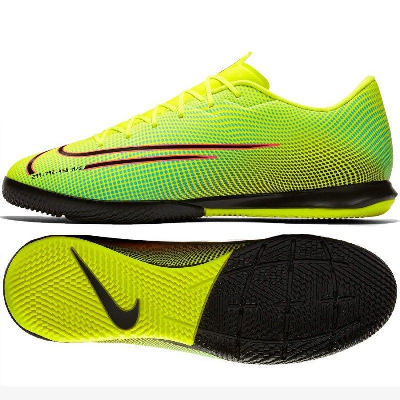 Buty Nike Mercurial Vapor 13 Academy MDS IC CJ1300 703 żółty 43