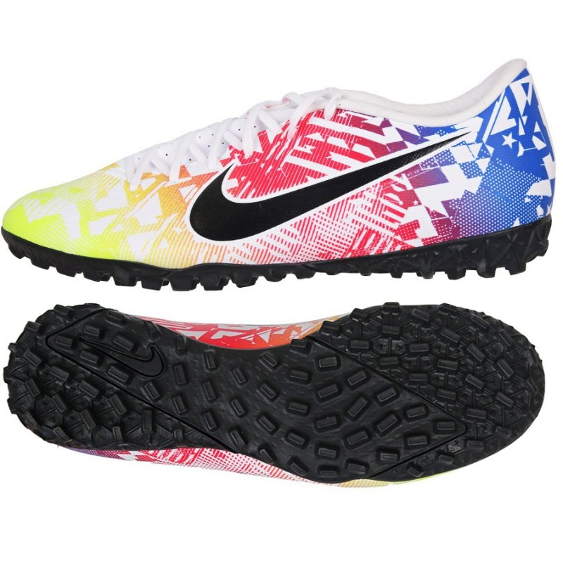 Buty Nike Mercurial Vapor 13 Academy Neymar TF AT7995 104 biały 43