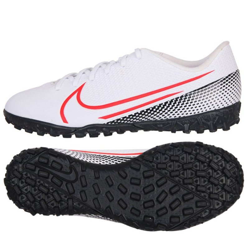 Buty Nike JR Mercurial Vapor 13 Academy TF AT8145 160 biały 35