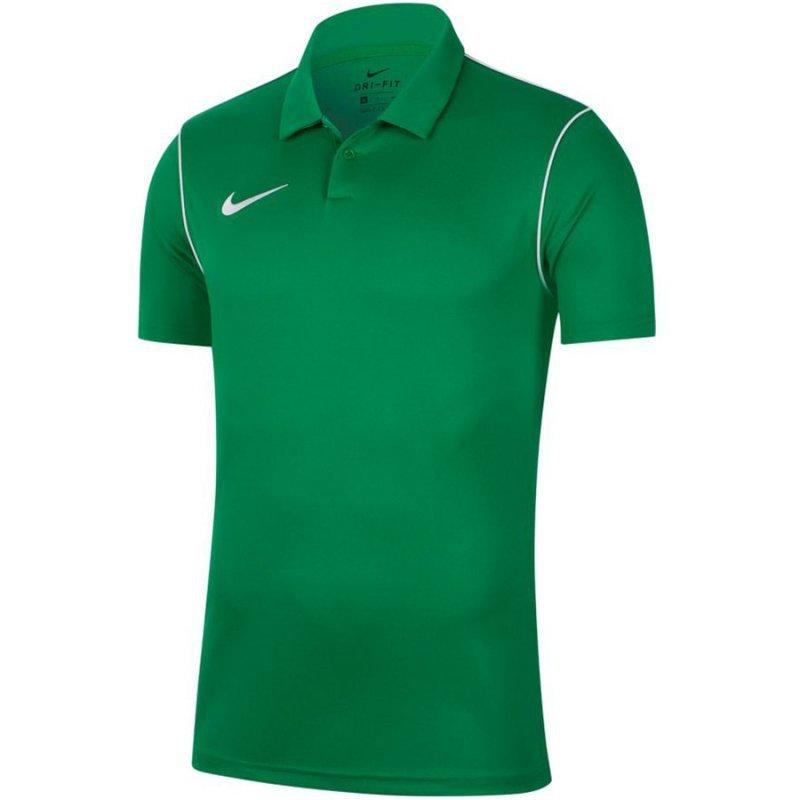 Koszulka Nike Polo Dri Fit Park 20 BV6879 302 zielony XL