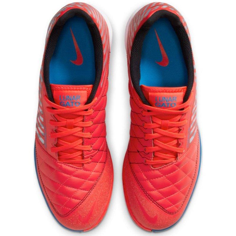 Buty Nike Lunargato II IC 580456 604 czerwony 45