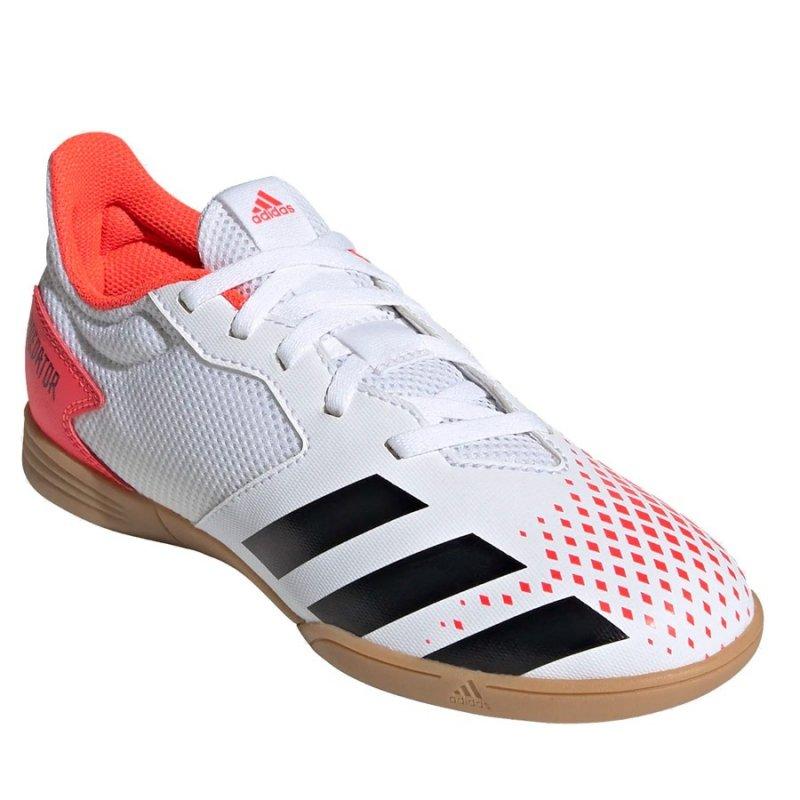 Buty adidas Predator 20.4 IN Sala EG0930 biały 33