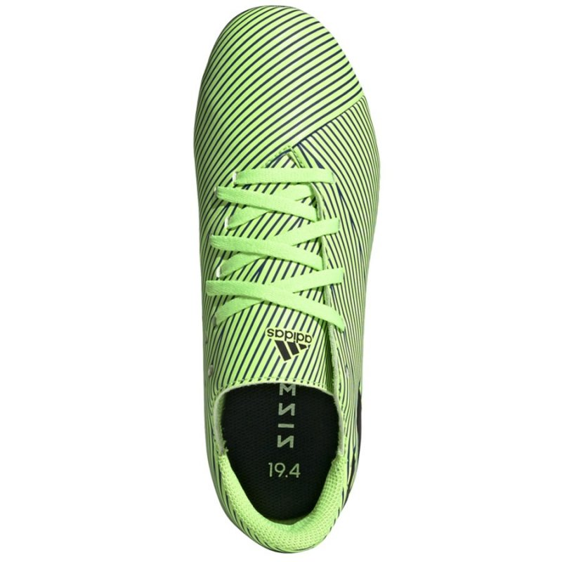 Buty adidas Nemziz 19.4 FxG FV4011 zielony 38