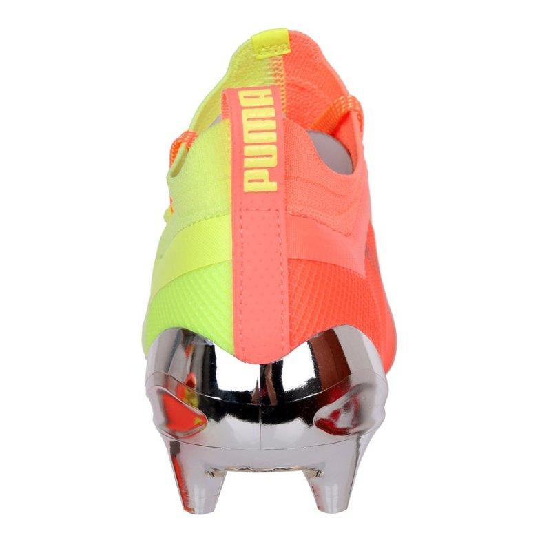 Buty Puma ONE 20.1 OSG FG/AG 105956 01 pomarańczowy 43