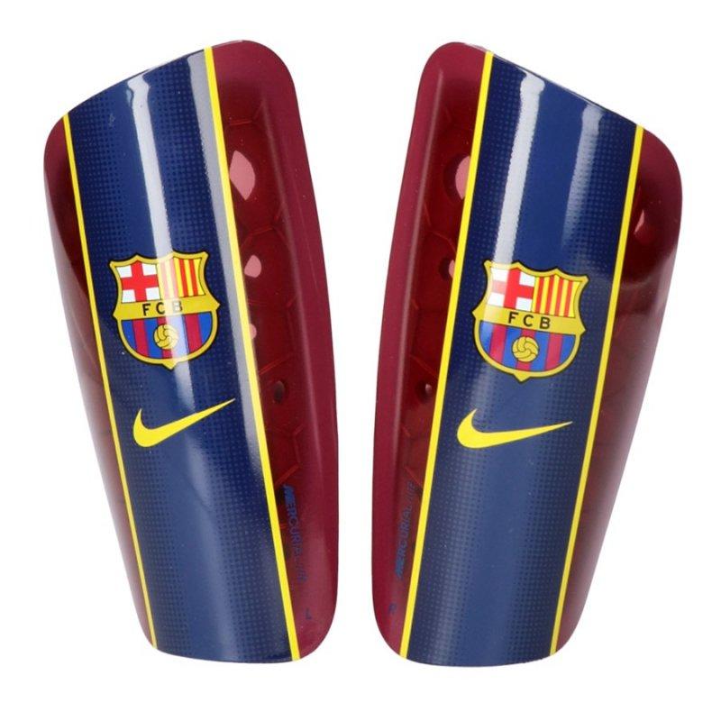 Nagolenniki piłkarskie Nike FC Barcelona Mercurial Lite CQ8069 620 granatowy L