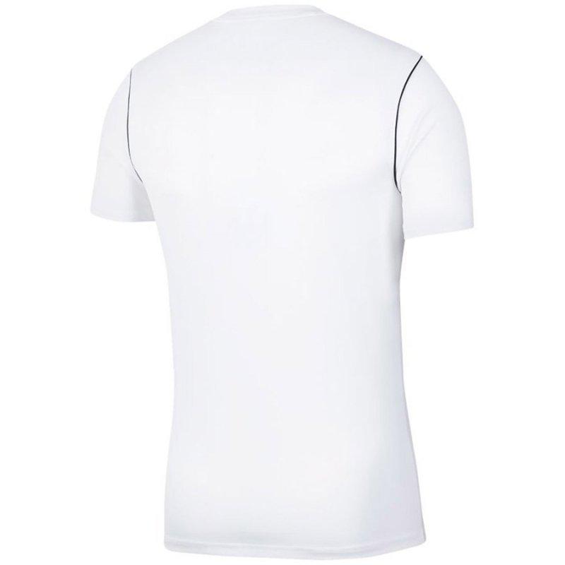 Koszulka Nike Y Dry Park 20 Top SS BV6905 100 biały XS (122-128cm)