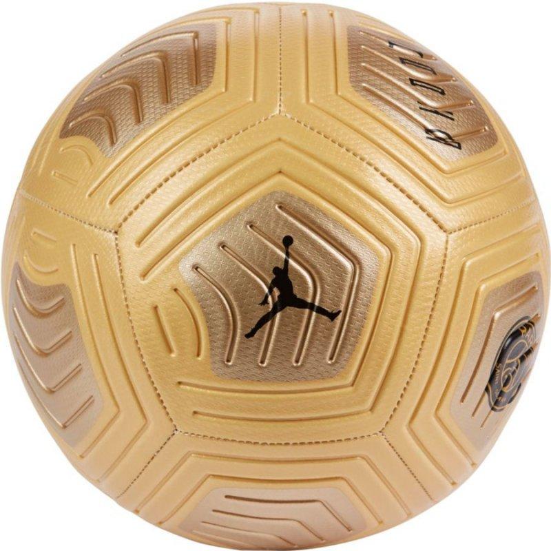Piłka Nike PSG Jordan Strike CQ8042 750 złoty 5