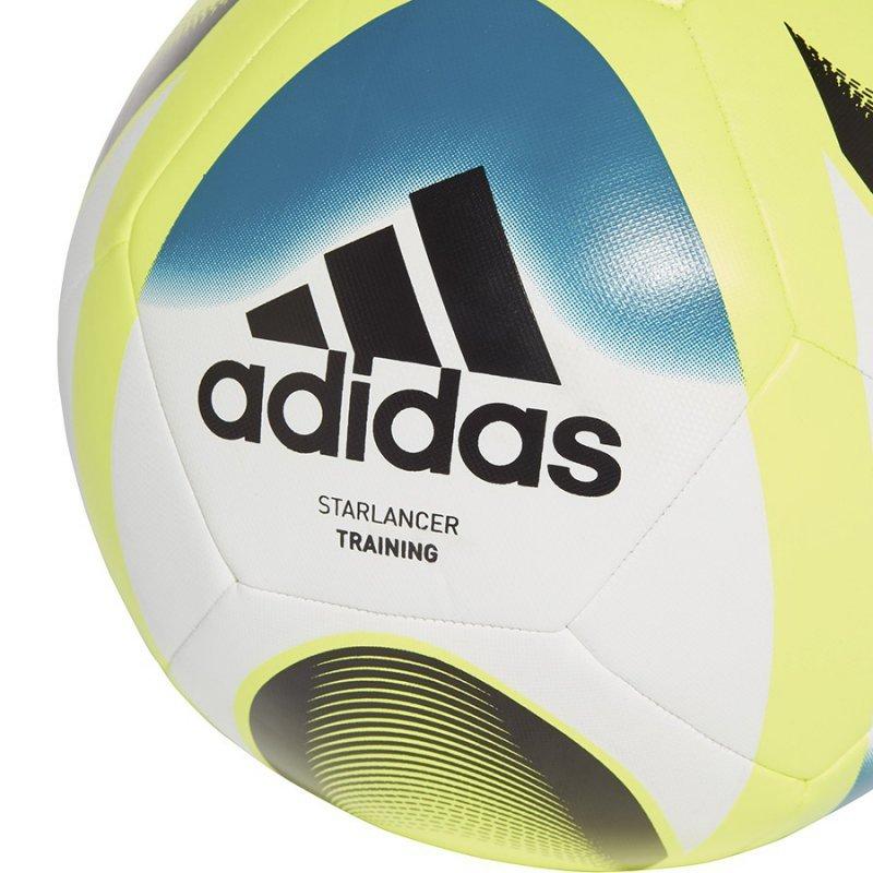 Piłka adidas Starlancer Training GU0251 biały 5