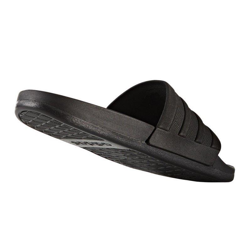 Klapki adidas Adilette Comfort S82137 39 czarny
