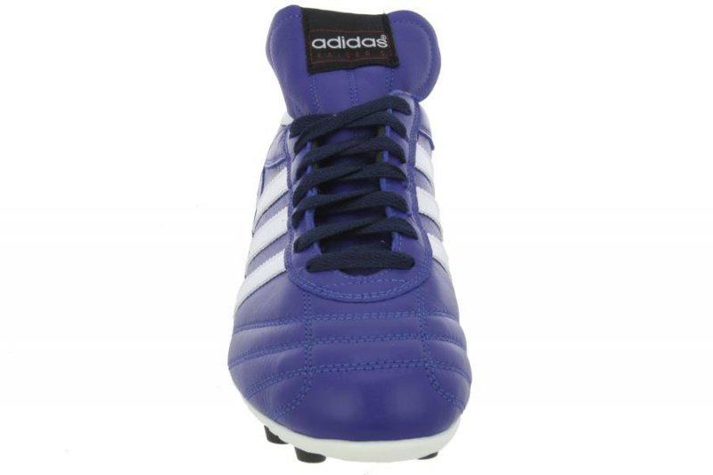 Buty adidas Kaiser 5 Liga B34253 niebieski 45 1/3