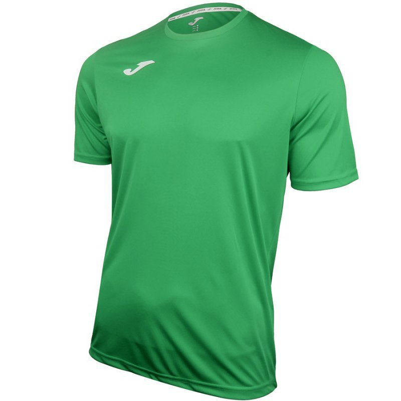 Koszulka Joma Combi 100052.450 zielony 164 cm
