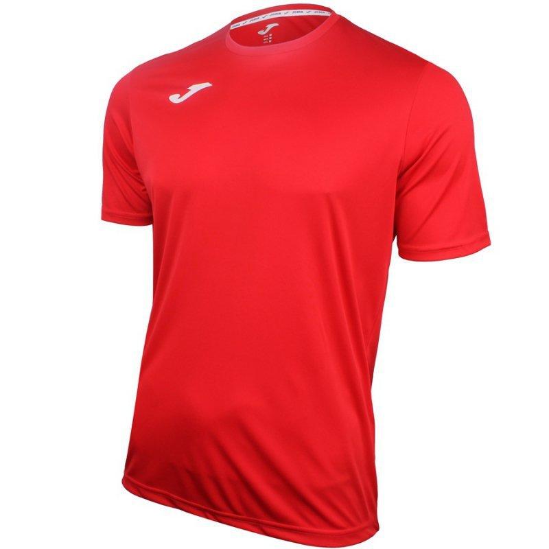 Koszulka Joma Combi 100052.600 czerwony L