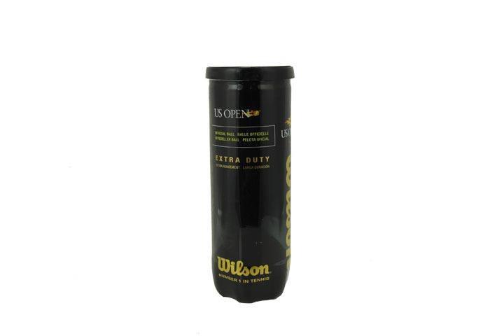 Piłka tenisowa Wilson Us Open 3 żółty