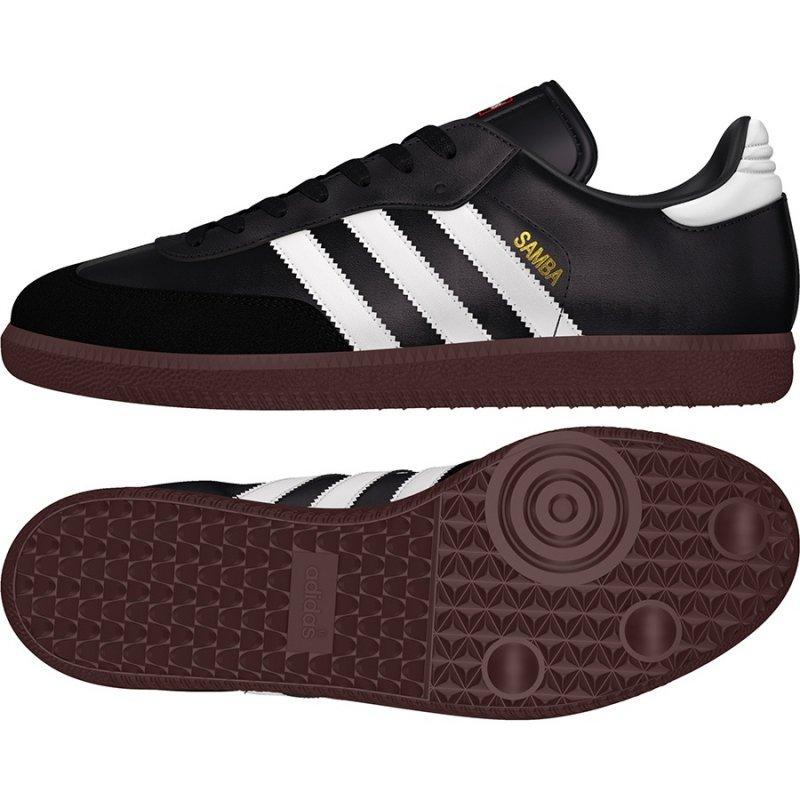 Buty adidas Samba IN 019000 czarny 46 2/3