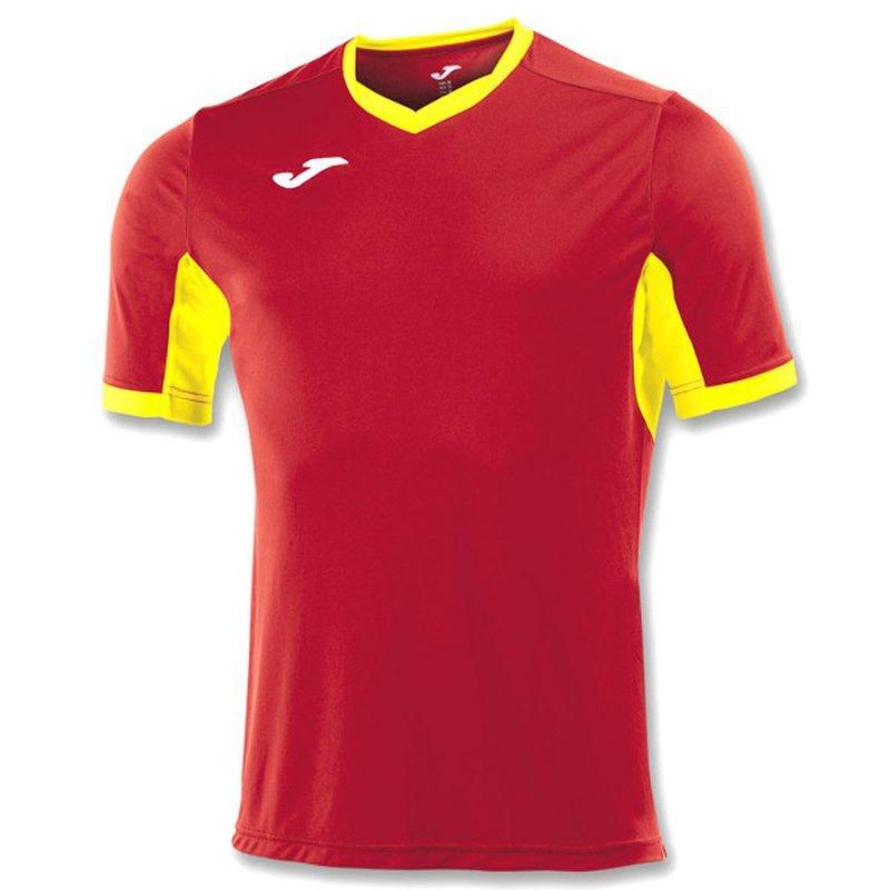 Koszulka piłkarska Joma Champion IV 100683.609 czerwony 140 cm