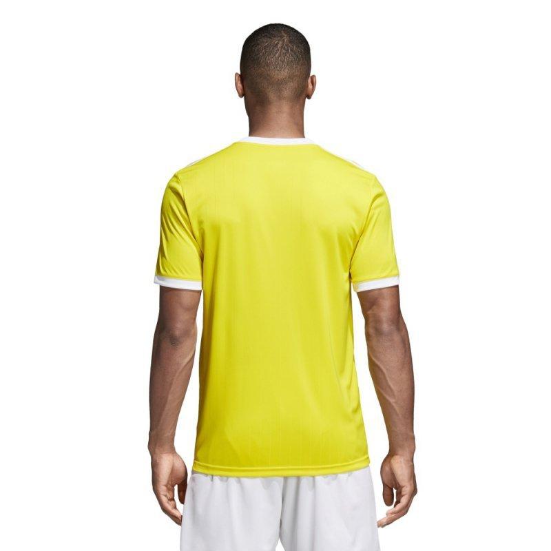 Koszulka adidas Tabela 18 JSY CE8941 żółty 140 cm
