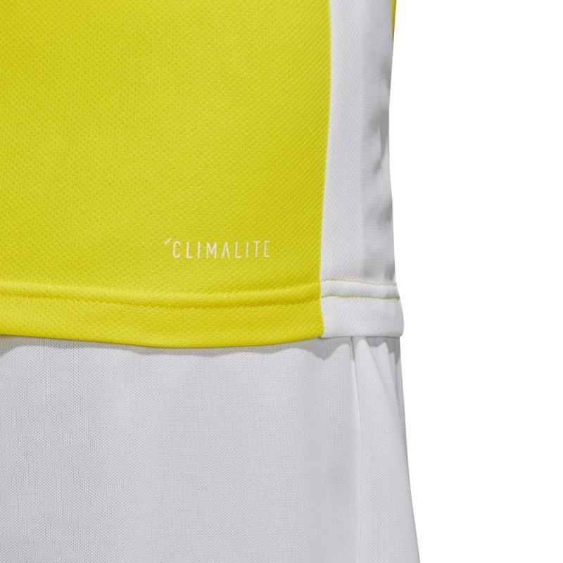 Koszulka adidas Entrada 18 JSY CD8390 żółty XL