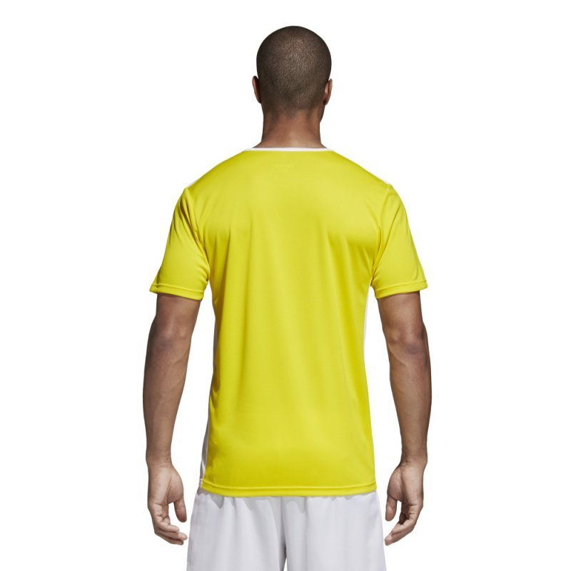 Koszulka adidas Entrada 18 JSY CD8390 żółty XXXL