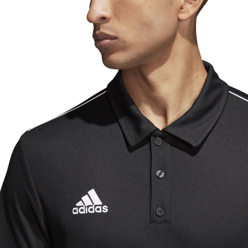 Koszulka adidas Polo Core 18 CE9037 czarny M