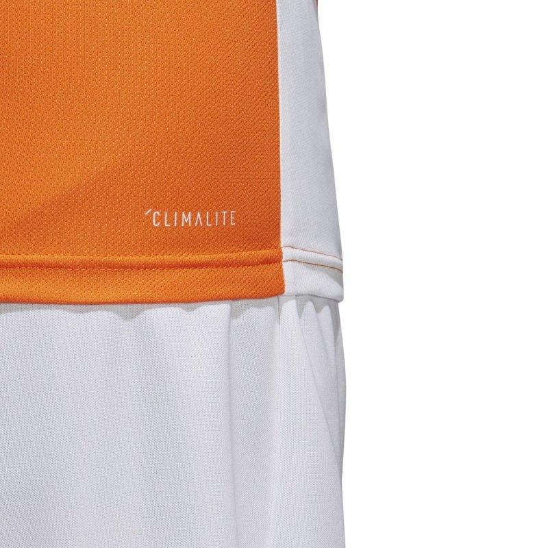 Koszulka adidas Entrada 18 JSY CD8366 pomarańczowy XXXL