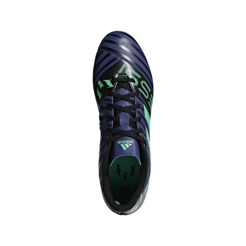 Buty adidas Nemeziz Messi 17.4 FG CP9048 niebieski 42 2/3