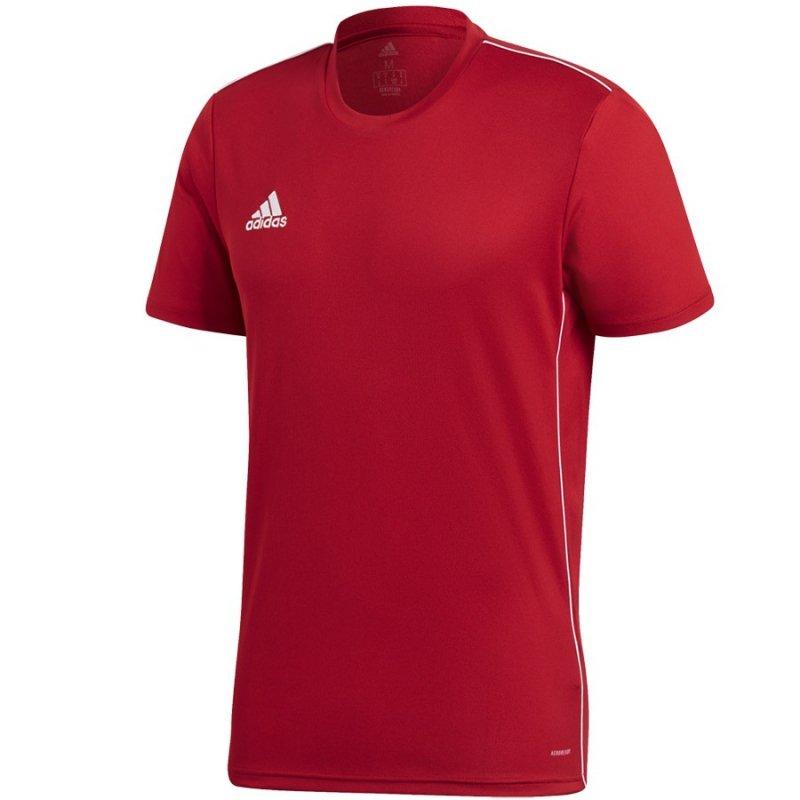 Koszulka adidas Core 18 JSY CV3452 czerwony S