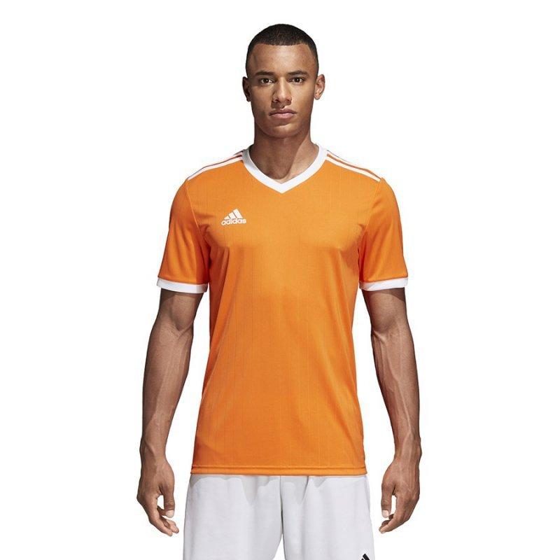 Koszulka adidas Tabela 18 JSY CE8942 pomarańczowy 164 cm