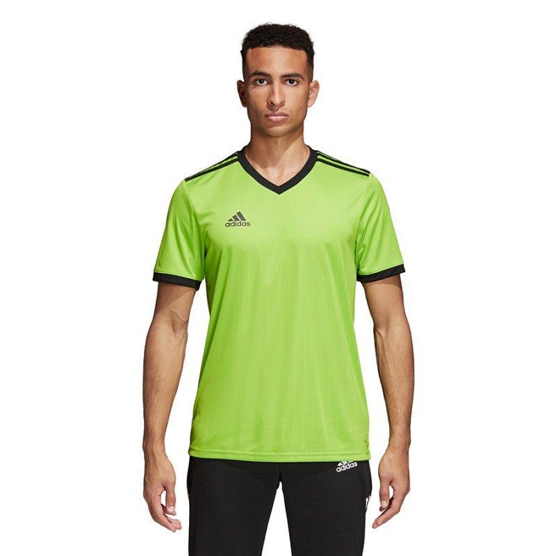 Koszulka adidas Tabela 18 JSY CE1716 zielony 140 cm