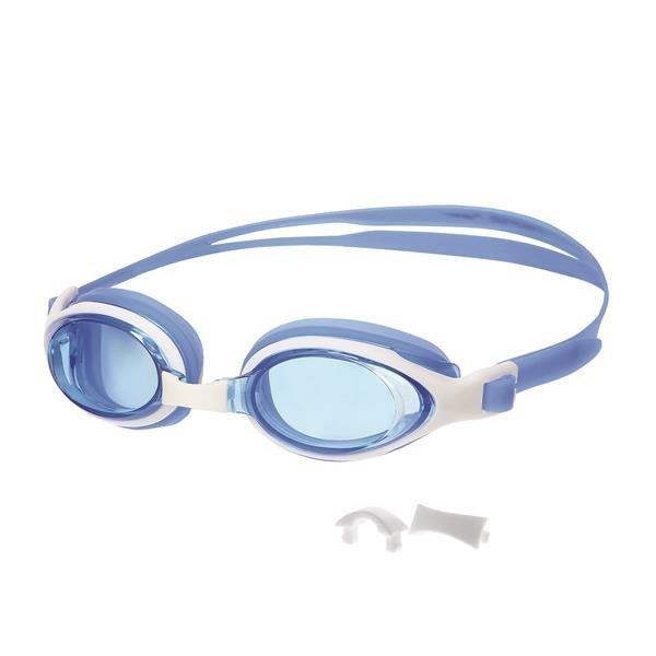 F-1600 AF BLUE/WHITE OKULARKI SPURT