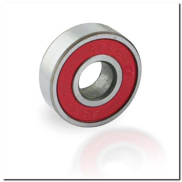 ABEC-7 RS RED CHROME ŁOŻYSKA (8 szt) OPAK. METAL NILS EXTREME