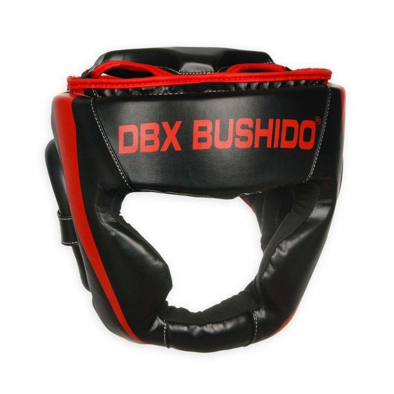 Kask Bokserski - Treningowy - Sparingowy - MMA- DBX BUSHIDO  - S