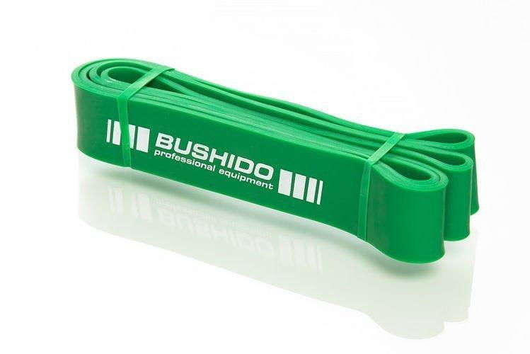 Power Band 44 - Wzmocniona Guma Treningowa DBX BUSHIDO- ZIELONA 23-57 KG