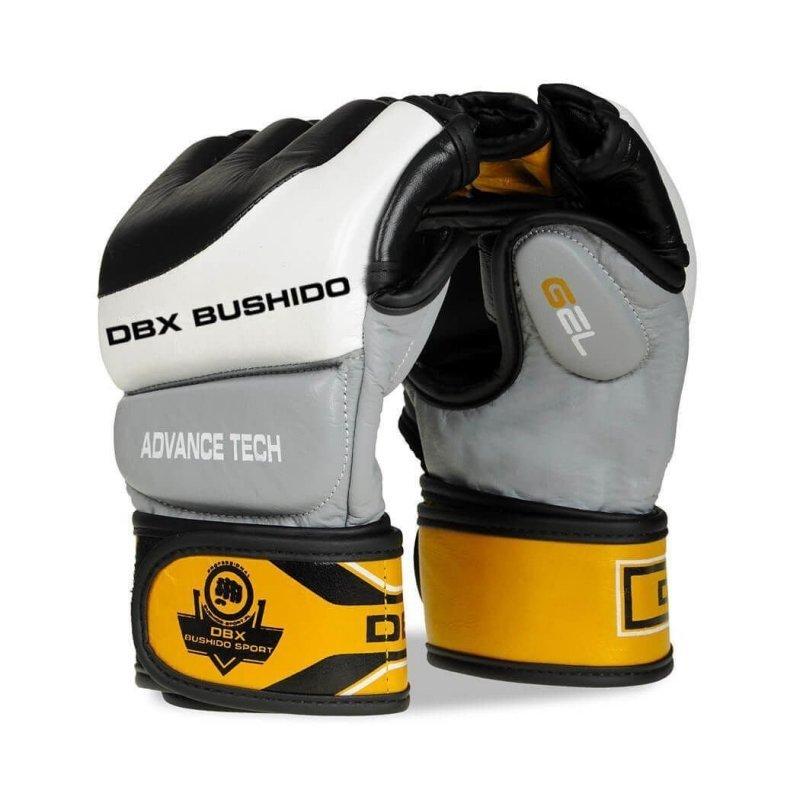 Profesjonalne Rękawice MMA Wykonane z Naturalnej Skóry Bydlecej. Do sparingu i na Worek Treningowy